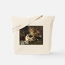 COURBET Tote Bag