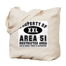 Area 51 Tote Bag