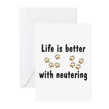 Life Is Better Greeting Cards (Pk of 10)