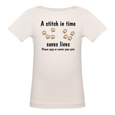 A Stitch In Time Tee