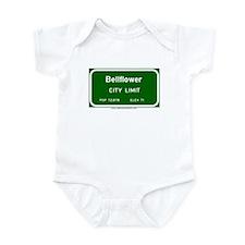 Bellflower Infant Bodysuit