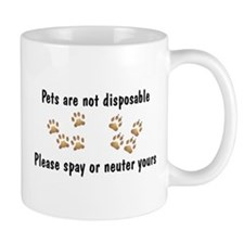 Not Disposable Mug