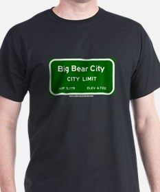Big Bear City T-Shirt