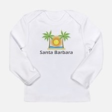 Santa Barbara Long Sleeve T-Shirt