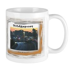 Bridgeport Sunset Mug