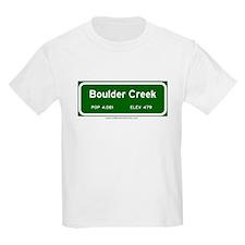 Boulder Creek T-Shirt