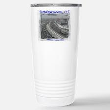 Bridgeport Snow Highway 95 Stainless Steel Travel