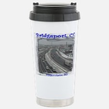 Bridgeport Snow Highway 95 Travel Mug