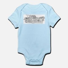 printing press Infant Creeper
