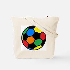 Soccer Tote Bag