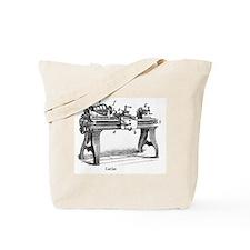 Woodturning Tote Bag