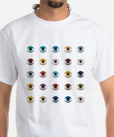 Look Damien Hirst T-shirt