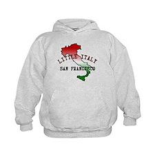 Little Italy San Francisco Hoodie