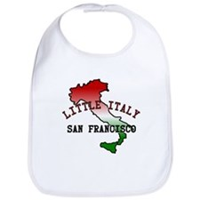 Little Italy San Francisco Bib