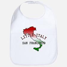 Little Italy San Francisco Bib