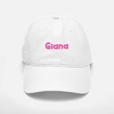"""""""Giana"""" Baseball Baseball Cap"""