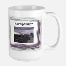 Bridgeport Storm coming in Mug