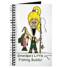 Grandpa's Little Fishing Budd Journal