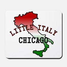 Little Italy Chicago Mousepad