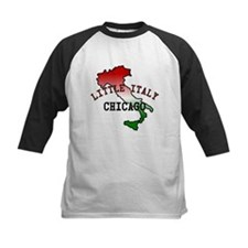 Little Italy Chicago Tee