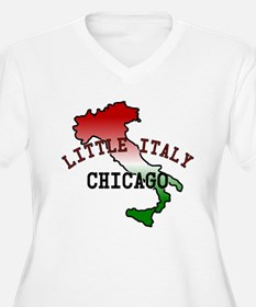Little Italy Chicago T-Shirt