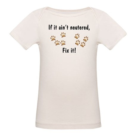 Fix It Organic Baby T-Shirt