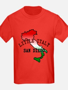 Little Italy San Diego T
