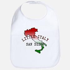 Little Italy San Diego Bib