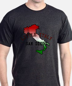 Little Italy San Diego T-Shirt