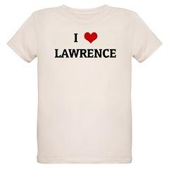 I Love LAWRENCE T-Shirt