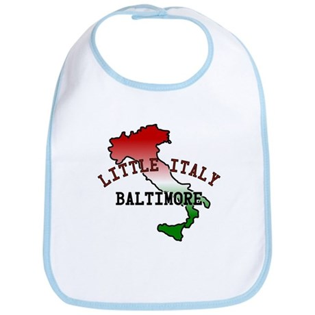 Little Italy Baltimore Bib