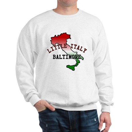 Little Italy Baltimore Sweatshirt
