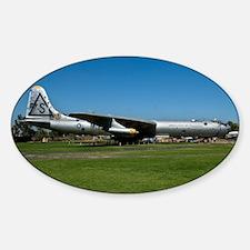 B-36 Sticker (Oval)