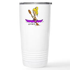 Chloe Kayaking Travel Mug