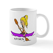 Chloe Kayaking Mug