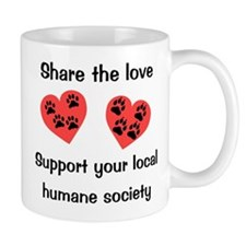 Share The Love Mug