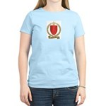GAUTREAUX Family Crest Women's Light T-Shirt