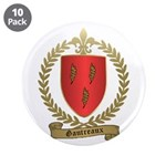 "GAUTREAUX Family Crest 3.5"" Button (10 pack)"