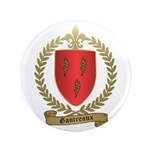 "GAUTREAUX Family Crest 3.5"" Button"