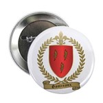 "GAUTREAUX Family Crest 2.25"" Button (10 pack)"