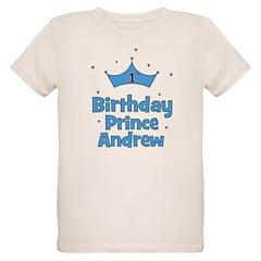 1st Birthday Prince Andrew! T-Shirt