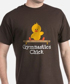 Gymnastics Chick T-Shirt
