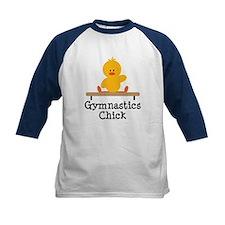 Gymnastics Chick Tee