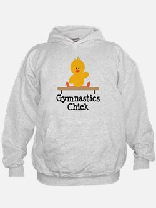 Gymnastics Chick Hoodie