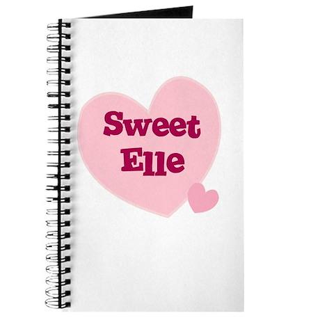 Sweet Elle Journal