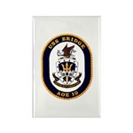 USS Bridge AOE 10 US Navy Ship Rectangle Magnet (1