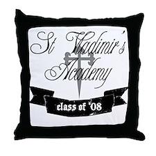 St Vladirmir's Academy - Clas Throw Pillow