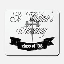 St Vladirmir's Academy - Clas Mousepad