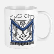 Masonic Apron Mug