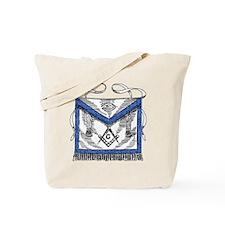 Masonic Apron Tote Bag